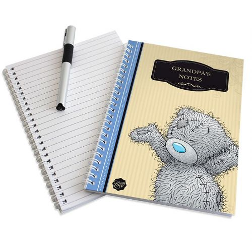 Personalised Me to You Paperback Notebook For Him